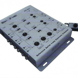 AMERICA SOUND RS 3EC 3WAY ELECTRONIC CROSSOVER