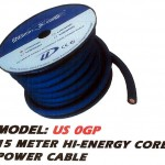 AMERICA SOUND US 0GP HI-ENERGY CORE POWER CABLE