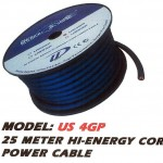 AMERICA SOUND US 4GP HI-ENERGY CORE POWER CABLE