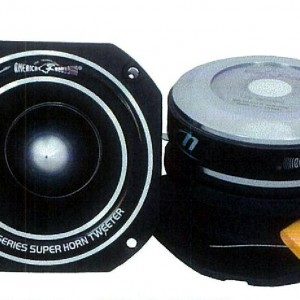 AMERICA SOUND US 80SPL SUPER HORN TWEETER