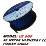 AMERICA SOUND US 8GP HI-ENERGY CORE POWER CABLE