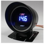 AUTOGAUGE 52MM DIGITAL BLUE LED AIR-FUEL RATIO METER (625)