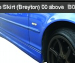 BMW-E46 00-ABOVE SIDE SKIRT BREYTON (B0673)