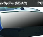 BMW-E60 05-ABOVE GLASS SPOILER M5-AC (PUM12)