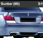 BMW-E60 REAR BUMPER M5 (B1314)