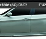 BMW-E90 05-07 SIDE SKIRT AC (PU2378)