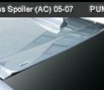 BMW-E90 05-ABOVE GLASS SPOILER AC (PUM55)