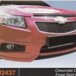CHEVROLET-CRUZE FRONT SKIRT OEM (PU2437)