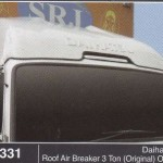 DAIHATSU LORRY ROOF AIR BREAKER 3 TON OEM (B1331)