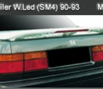 HONDA ACCORD 90-93 SPOILER WITH LED SM4 (M003)