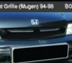 HONDA ACCORD 94-98 FRONT GRILLE MUGEN (B0310)