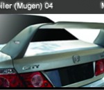 HONDA CITY 03-08 SPOILER WITH LOGO MUGEN (M204)