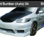 HONDA CITY 04 FRONT BUMPER AXIS (B0956)