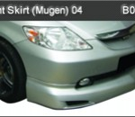 HONDA CITY 04 FRONT SKIRT MUGEN (B0723)