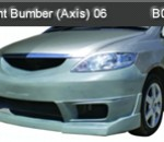 HONDA CITY 06 FRONT BUMPER AXIS (B0949)
