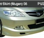 HONDA CITY 06 FRONT SKIRT MUGEN (PU2010)