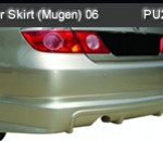 HONDA CITY 06 REAR SKIRT MUGEN (PU2012)