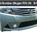 HONDA CITY 09 FRONT BUMPER WITH LAMP MUGEN RR (B1251)