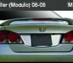 HONDA CIVIC 06-ABOVE SPOILER WITH LED MODULO (M199)