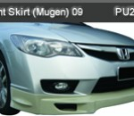 HONDA CIVIC 09 FRONT SKIRT MUGEN (PU2262)