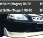 HONDA CIVIC 96-98 FRONT SKIRT MUGEN (B0501)