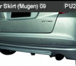 HONDA JAZZ 09 TYPE-S REAR SKIRT MUGEN (PU2226)