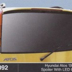 HYUNDAI ATOS 00-07 SPOILER WITH LED OEM (M092)