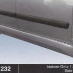 INOKOM GETZ 1.4 05 SIDE SKIRT (B1232)