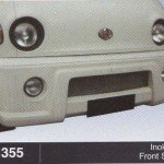 INOKOM LORRY FRONT SKIRT (B1355)
