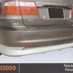 NAZA CITRA REAR SKIRT (PU2059)