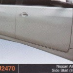 NISSAN ALMERA SIDE SKIRT IMPUL (PU2470)