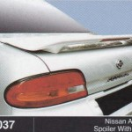 NISSAN ALTIMA SPOILER WITH LED
