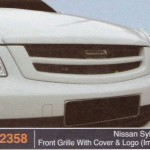 NISSAN SYLPHY FRONT GRILLE WITH COVER & LOGO IMPUL (PU2358)
