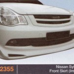 NISSAN SYLPHY FRONT SKIRT IMPUL (PU2355)