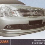 NISSAN SYLPHY FRONT SKIRT OEM (PU2265)
