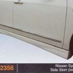NISSAN SYLPHY SIDE SKIRT IMPUL (PU2356)