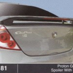 PROTON GEN 2 SPOILER WITH LED (M181)