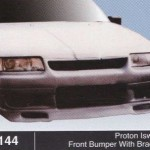PROTON ISWARA FRONT BUMPER WITH BRACKER (B1144)