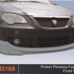 PROTON PERSONA FACELIFT FRONT SKIRT (PU2168)
