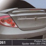 PROTON PERSONA SPOILER WITH LED TRD V3 (M261)