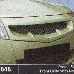 PROTON SAVVY FRONT GRILLE WITH NETTING (M0848)