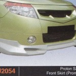 PROTON SAVVY FRONT SKIRT PROMOTE (PU2054)