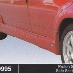 PROTON SAVVY SIDE SKIRT R3 (B0995)