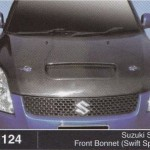 SUZUKI SWIFT FRONT BONNET SWIFT SPORT (B1124)