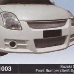 SUZUKI SWIFT FRONT BUMPER SWIFT SPORT (B1003)