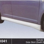SUZUKI SWIFT SIDE SKIRT SWIFT SPORT (B1041)