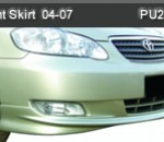 TOYOTA ALTIS 04-07 FRONT SKIRT (PU2014)