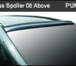 TOYOTA ALTIS 08 & ABOVE GLASS SPOILER (PUM38)