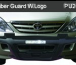 TOYOTA AVANZA BUMPER GUARD WITH LOGO (PU2005)