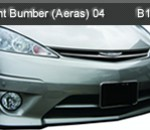 TOYOTA ESTIMA FRONT BUMPER WITH LAMP (B1211)